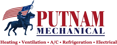 Putnam Mechanical Logo